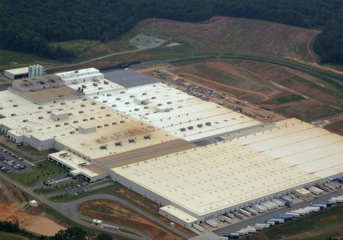 Toyo увеличит мощность завода в Джорджии на 10 процентов
