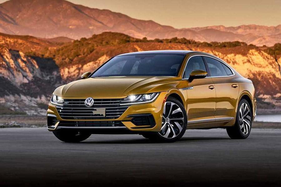 Volkswagen Arteon в Россию не спешит