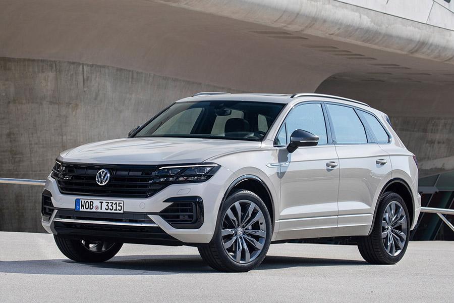 Выпущен миллионный Volkswagen Touareg