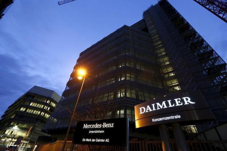 Китайский BAIC стал крупным акционером концерна Daimler