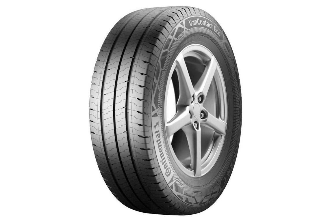 Continental VanContact Eco - новый уровень эффективности для коммерческих шин
