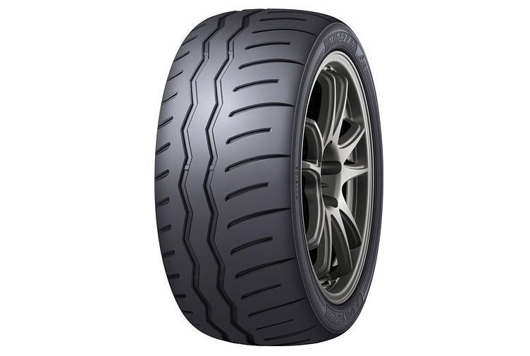 Sumitomo развивает линейку шин Dunlop Direzza для спортивной джимханы