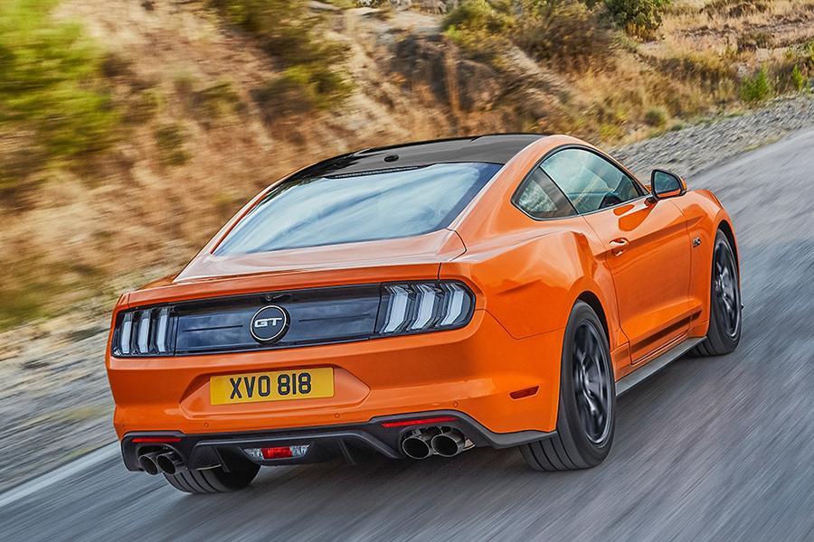 Ford сделал для Европы особый Mustang