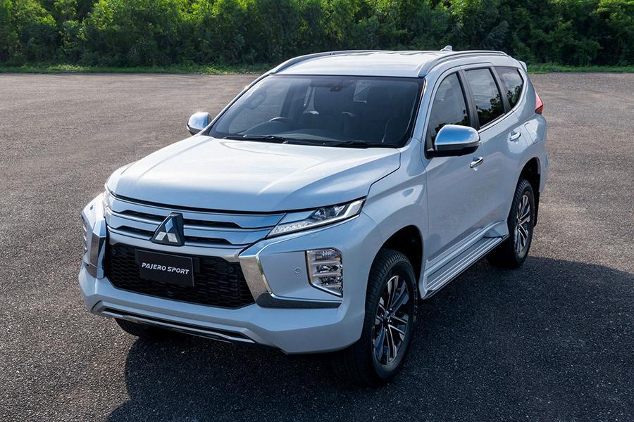 Mitsubishi Pajero Sport осовременился