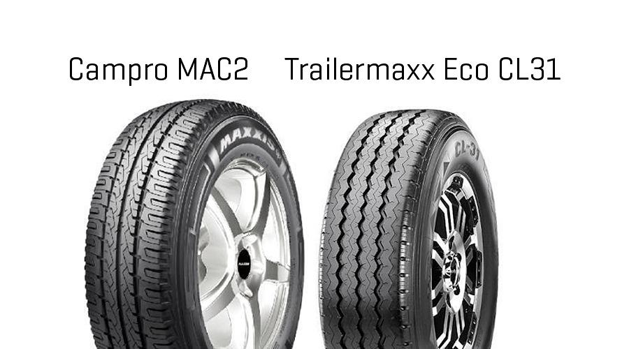 Maxxis представила в России новые шины для кемперов и автоприцепов