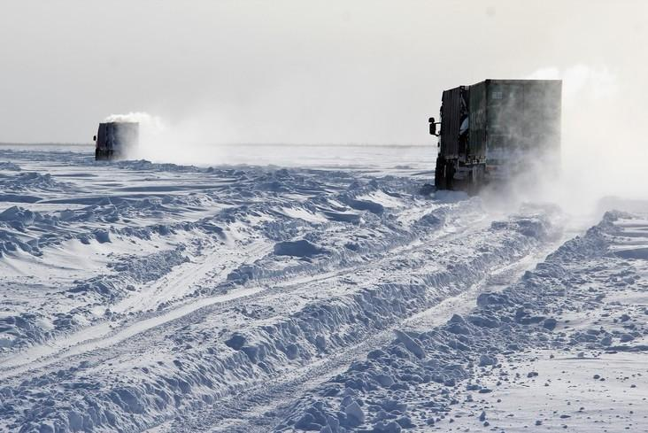 Совет Федерации одобрил концепцию постройки платных дорог на Крайнем Севере