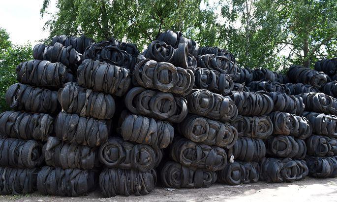 Латвийская компания инвестировала €2,6 млн в строительство завода по переработке шин