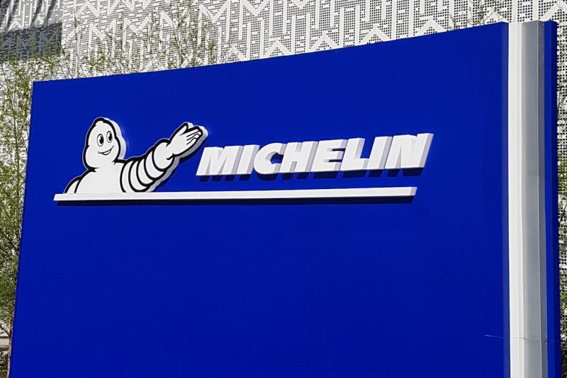 Объемы продаж Мишлен в первом полугодии снизились на 0,9 процента