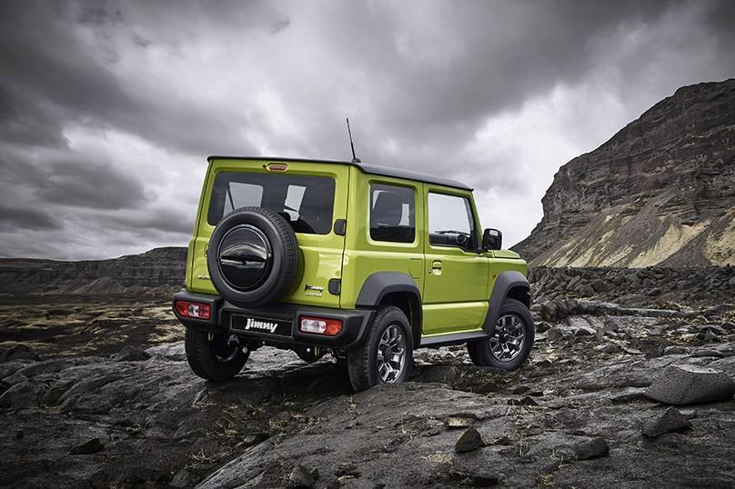 Цены на новый Suzuki Jimny больше не секрет