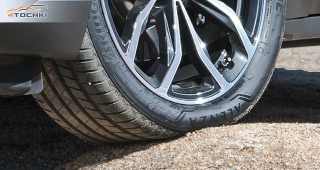 Bridgestone будет поставлять шины линеек Alenza и Blizzak для оснащения новых BMW X5 и X7