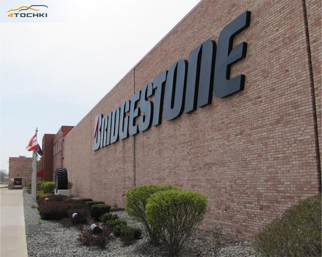 Caterpillar присвоил заводу Bridgestone в Айове статус поставщика наивысшего уровня