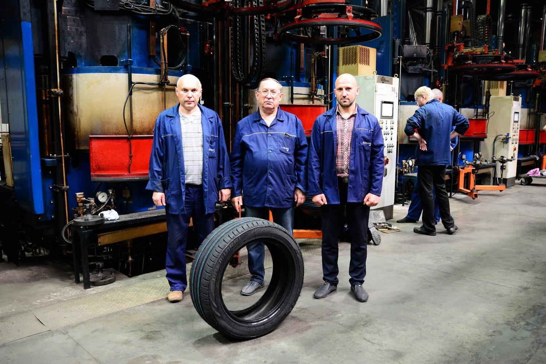 «Росава» начала выпуск 20-дюймовых пассажирских покрышек