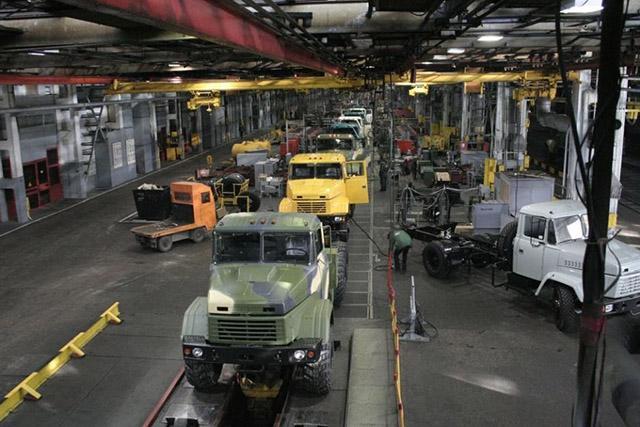 На Украине может остановиться последний завод времен СССР