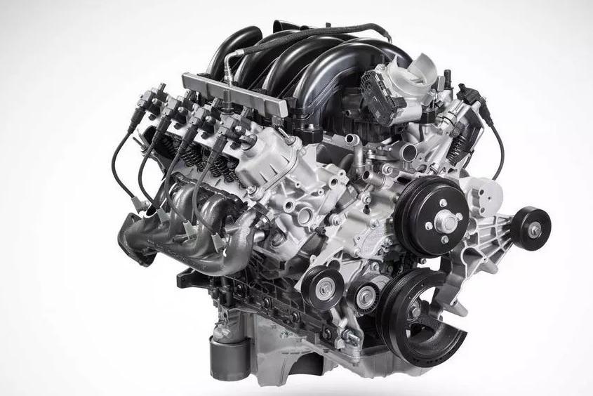 Ford рассказал о новом моторе V8 для тяжелых пикапов