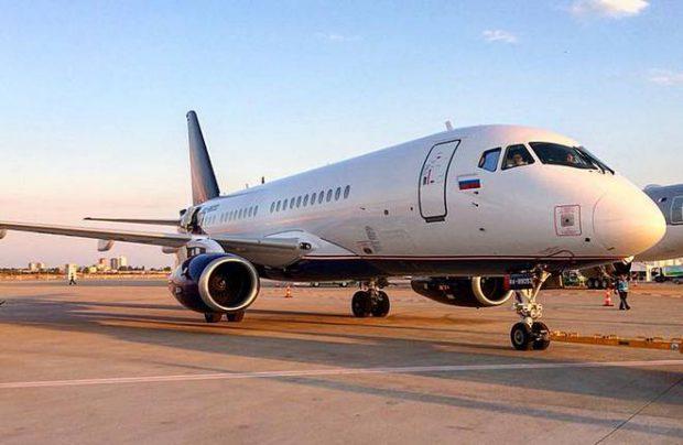 Sukhoi Superjet 100 будут оснащать российскими авиашинами