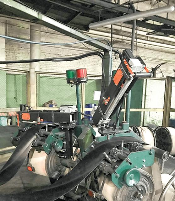 «Нортек» повышает контроль качества полуфабрикатов для сборки шин