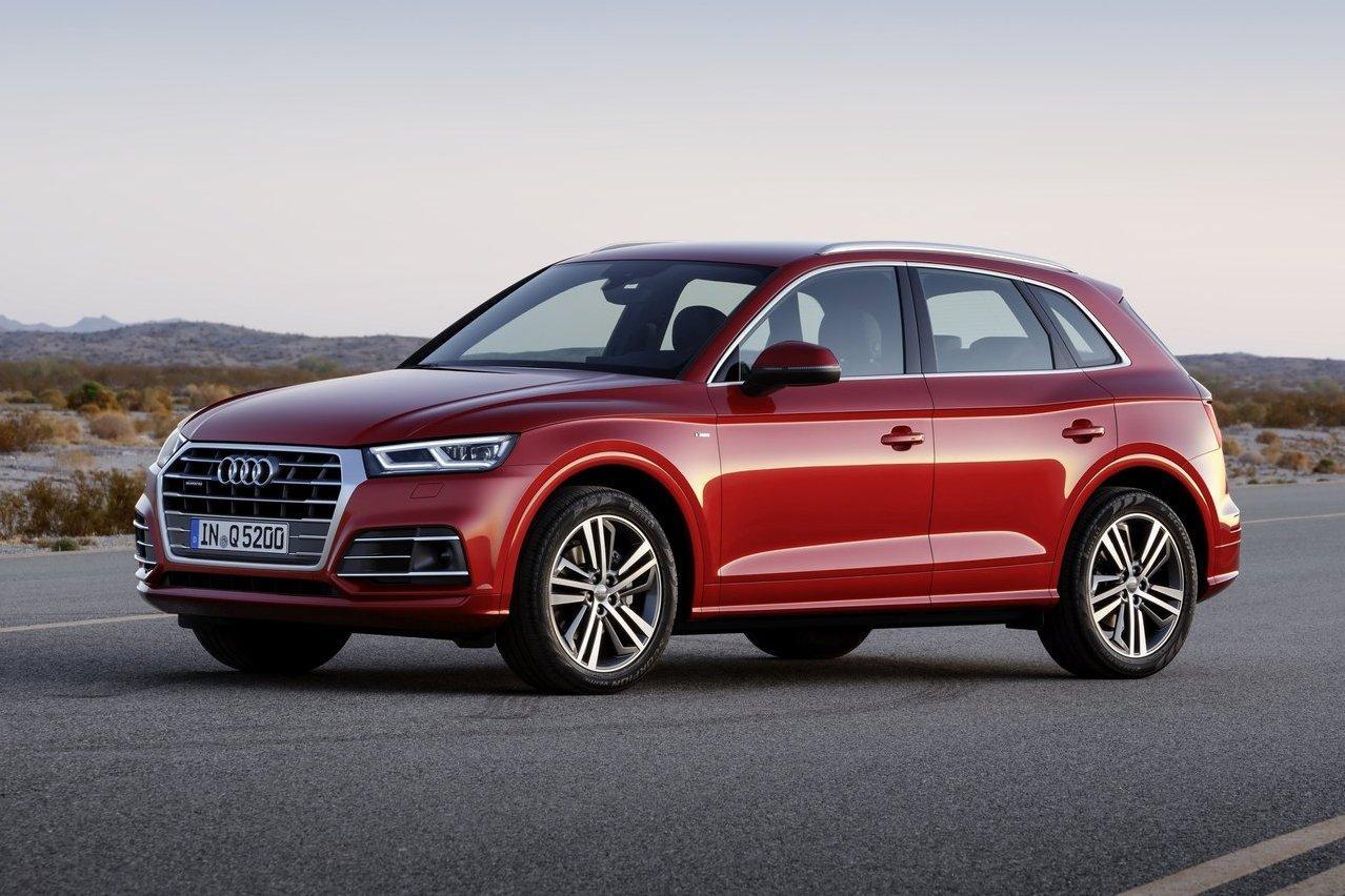 Audi отзывает на нашем рынке свежие кроссоверы Q5
