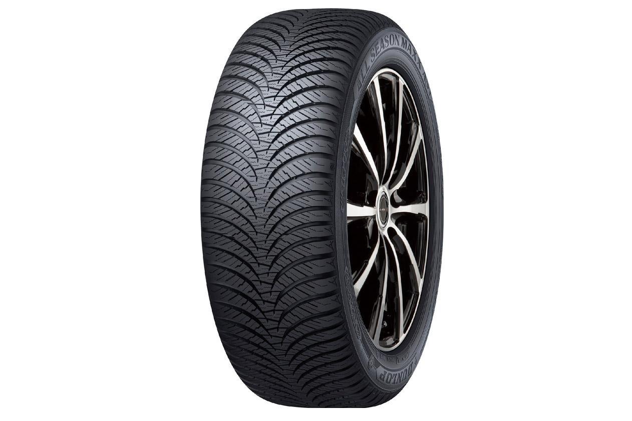 Sumitomo представила новую всесезонку Dunlop  All Season Maxx AS1