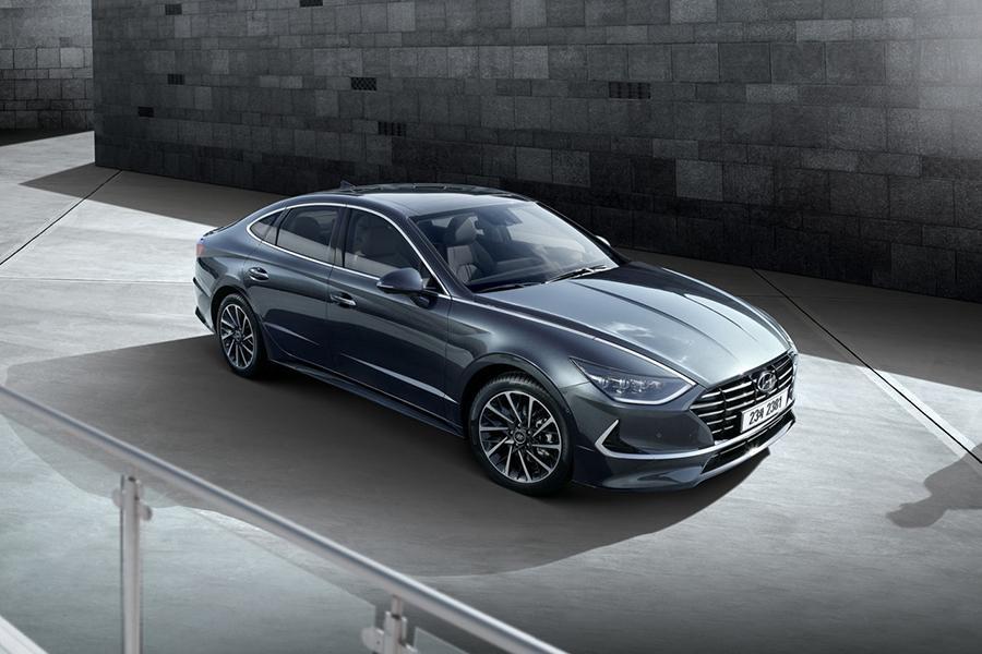 Новый Hyundai Sonata получил российское ОТТС