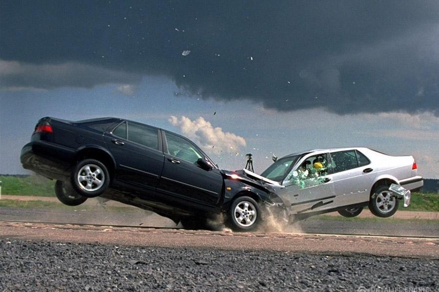 Автоинспекция рассказала, где случаются самые тяжелые аварии