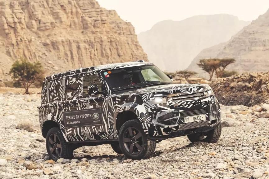 Шок: Land Rover Defender будет на пневмоподвеске