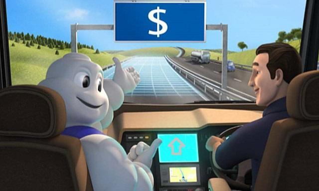 Шины Michelin и BFGoodrich подорожают в Северной Америке на 5 процентов