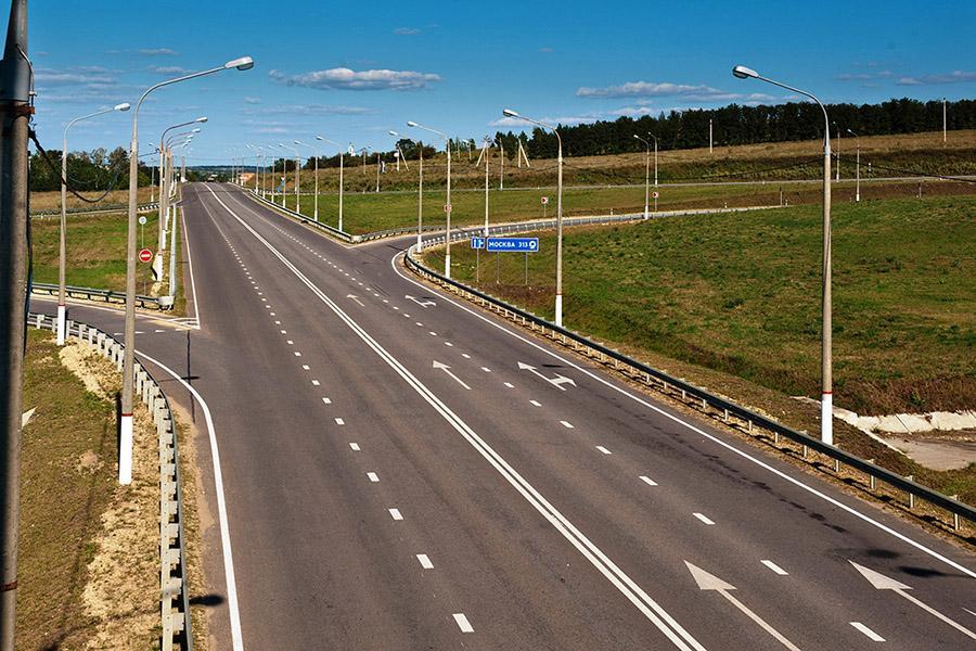 На нескольких федеральных трассах временно изменили скоростной режим