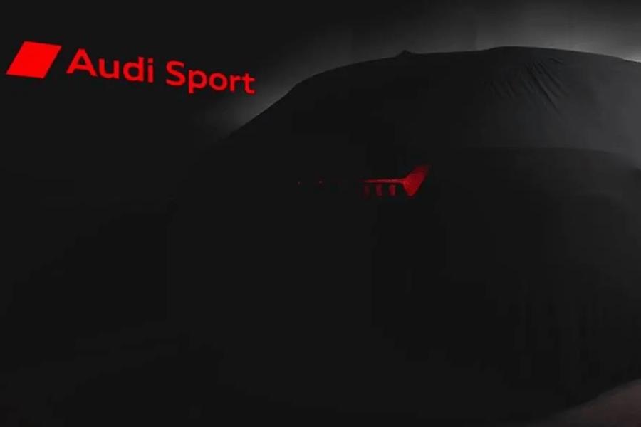 Audi показала первое изображение универсала RS6