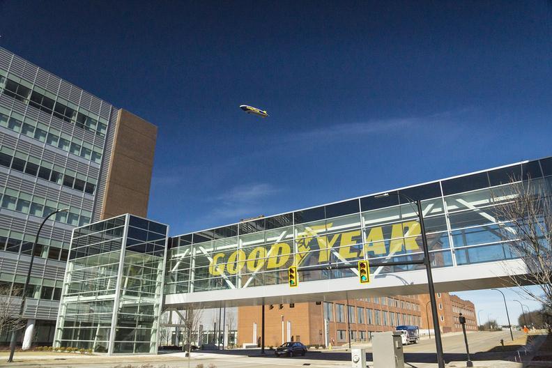 Goodyear готовится к реструктуризации производства пассажирских шин в США