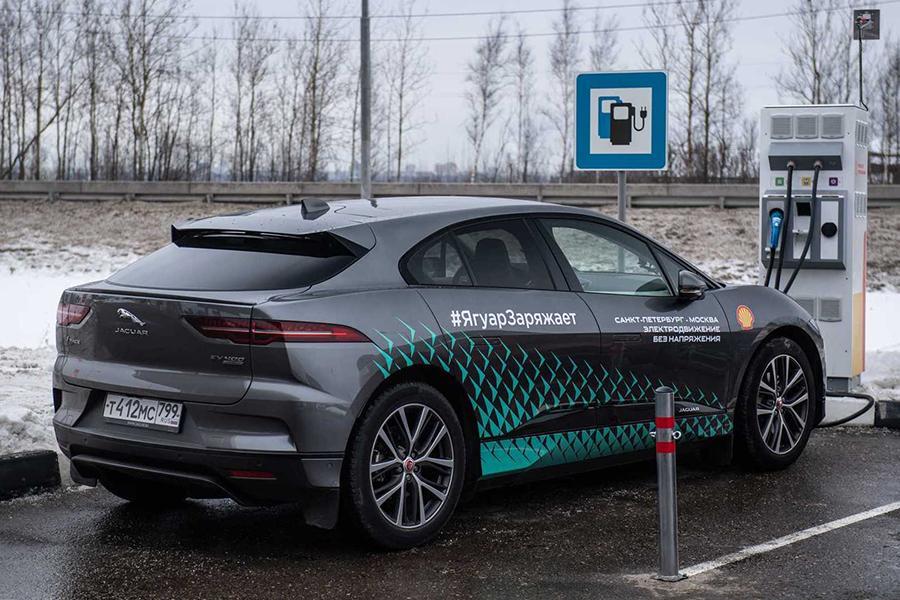 В России продолжают расти продажи электромобилей