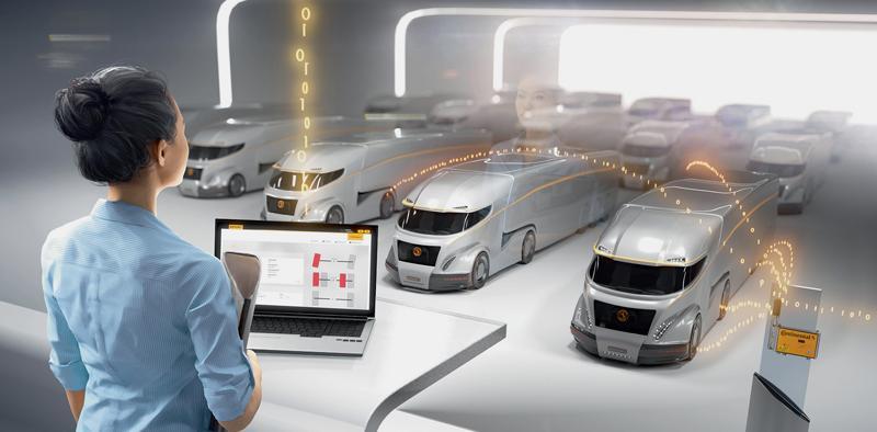 Continental представит на выставке ComTrans2019 свои digital системы управления автопарками
