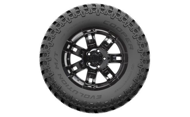 На рынок выходит новая офф-роудная шина Cooper Evolution M/T