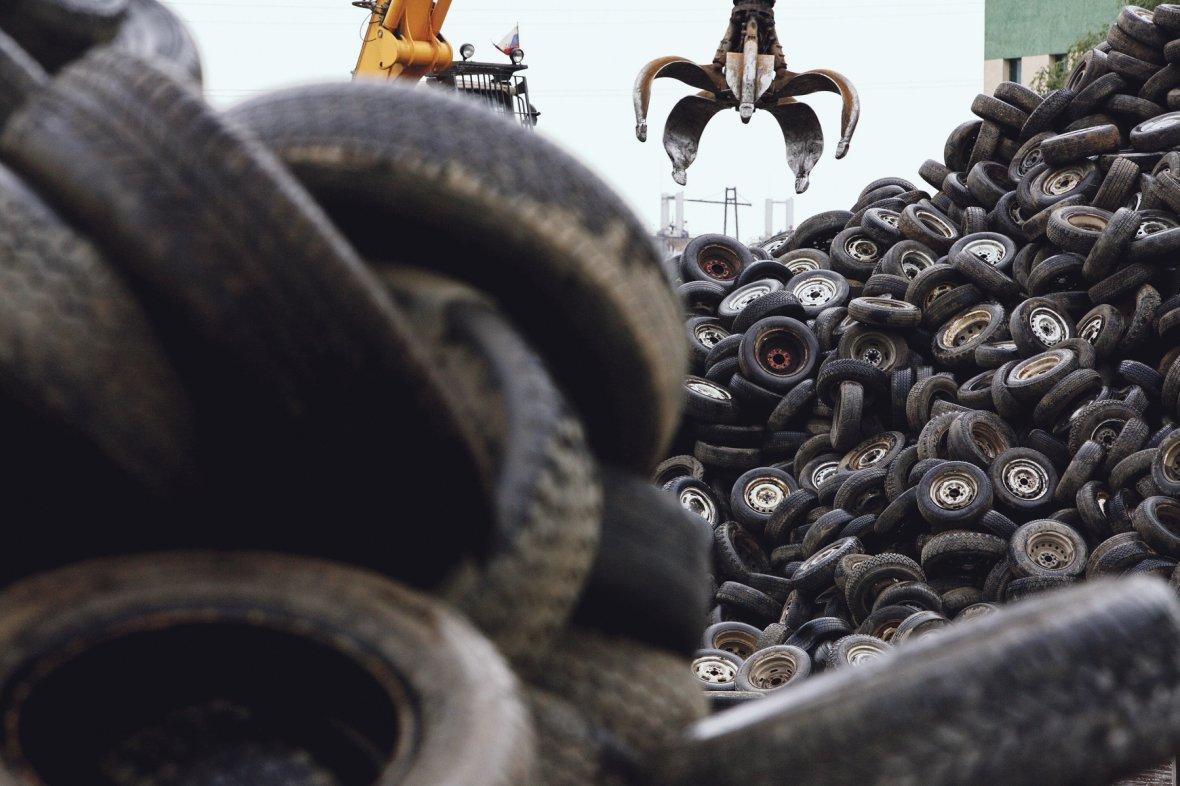 АПШ выступает против увеличения нормативов утилизации шин