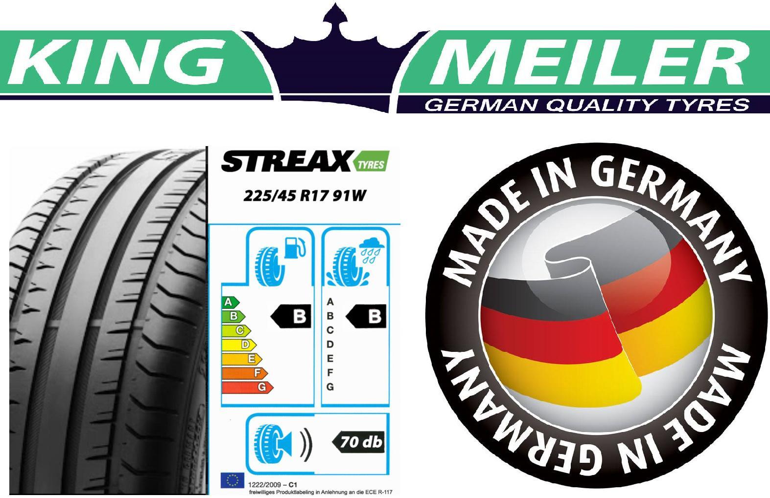Восстановленные шины от King Meiler превзошли по характеристикам аналоги премиум брендов