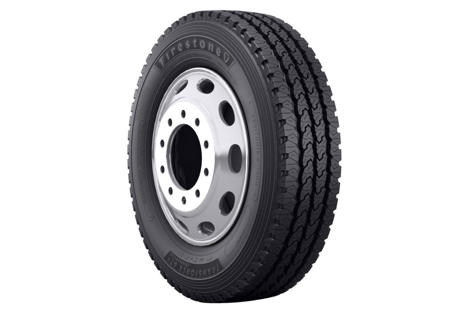 Bridgestone расширяет предложение вседорожных грузовых шин Firestone Transforce AT2
