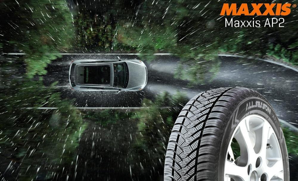 Maxxis предлагает свое решение для водителей Великобритании и южных регионов России