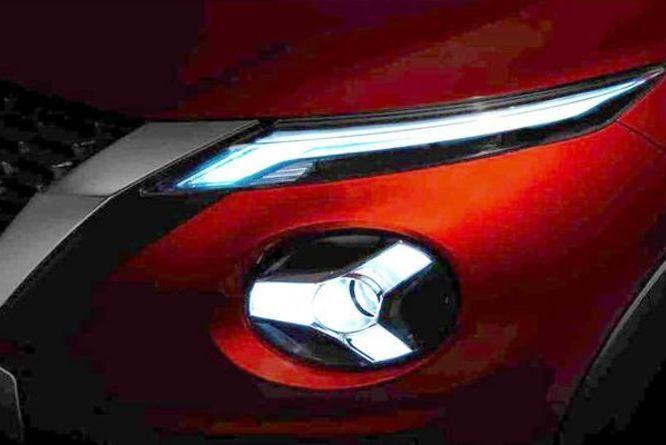 Nissan Juke повезет литровый мотор