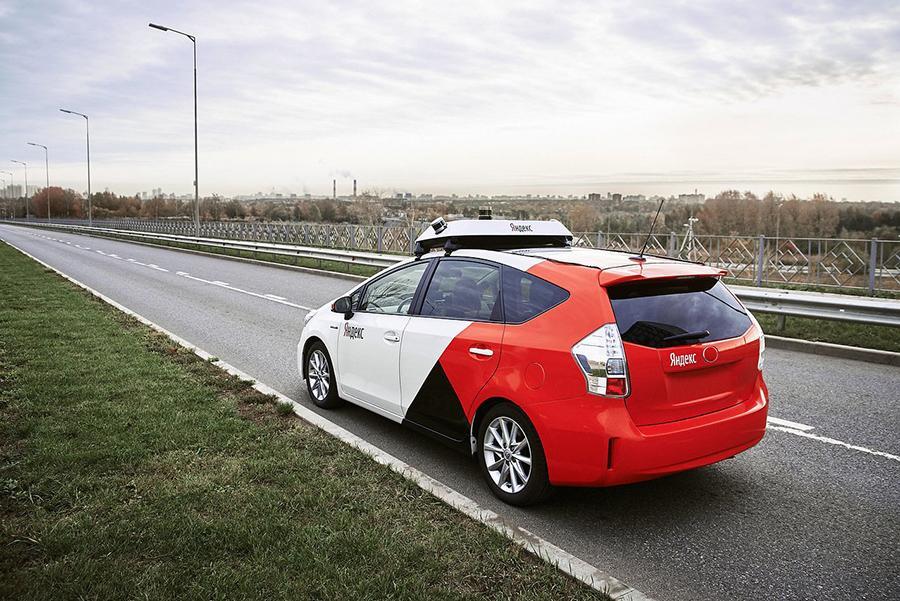 «Яндекс» увеличит парк беспилотников до тысячи машин