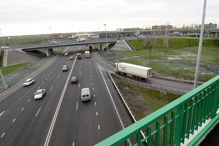 Платной магистрали Москва – Казань не будет
