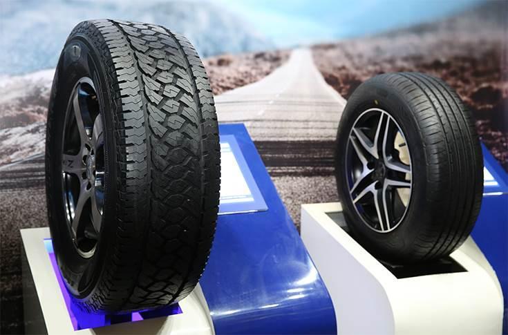 В Индии представлены новые шины Goodyear Wrangler AT SilentTrac и Assurance DuraPlus 2