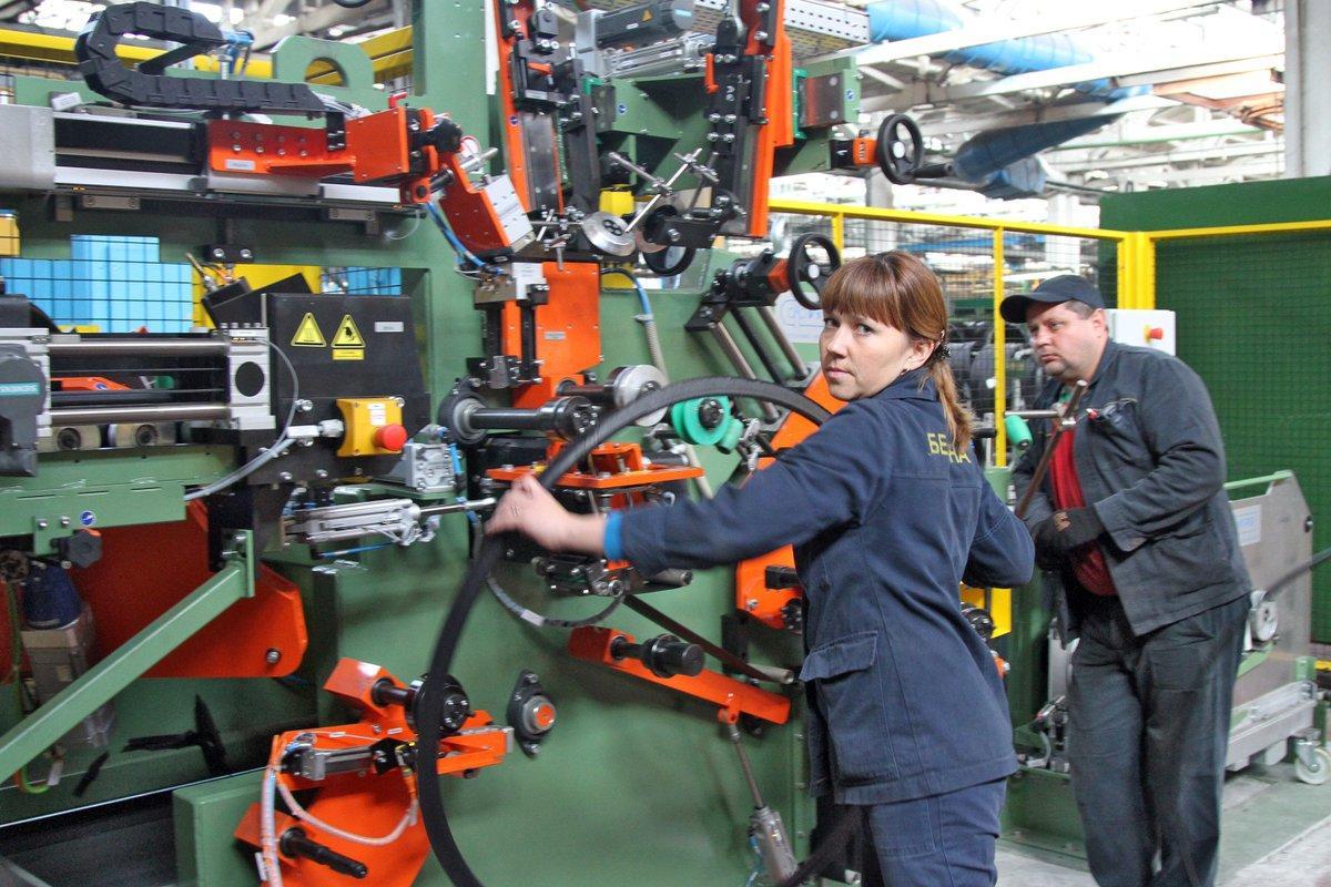 Качество выпускаемых шин в компании «Белшина» контролируют 355 человек
