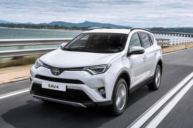 Toyota завершает выпуск RAV4 в России