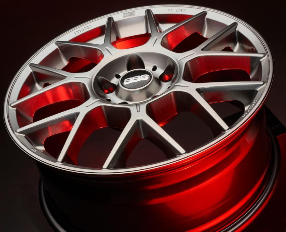 BBS представила новую модель литых дисков линейки Design