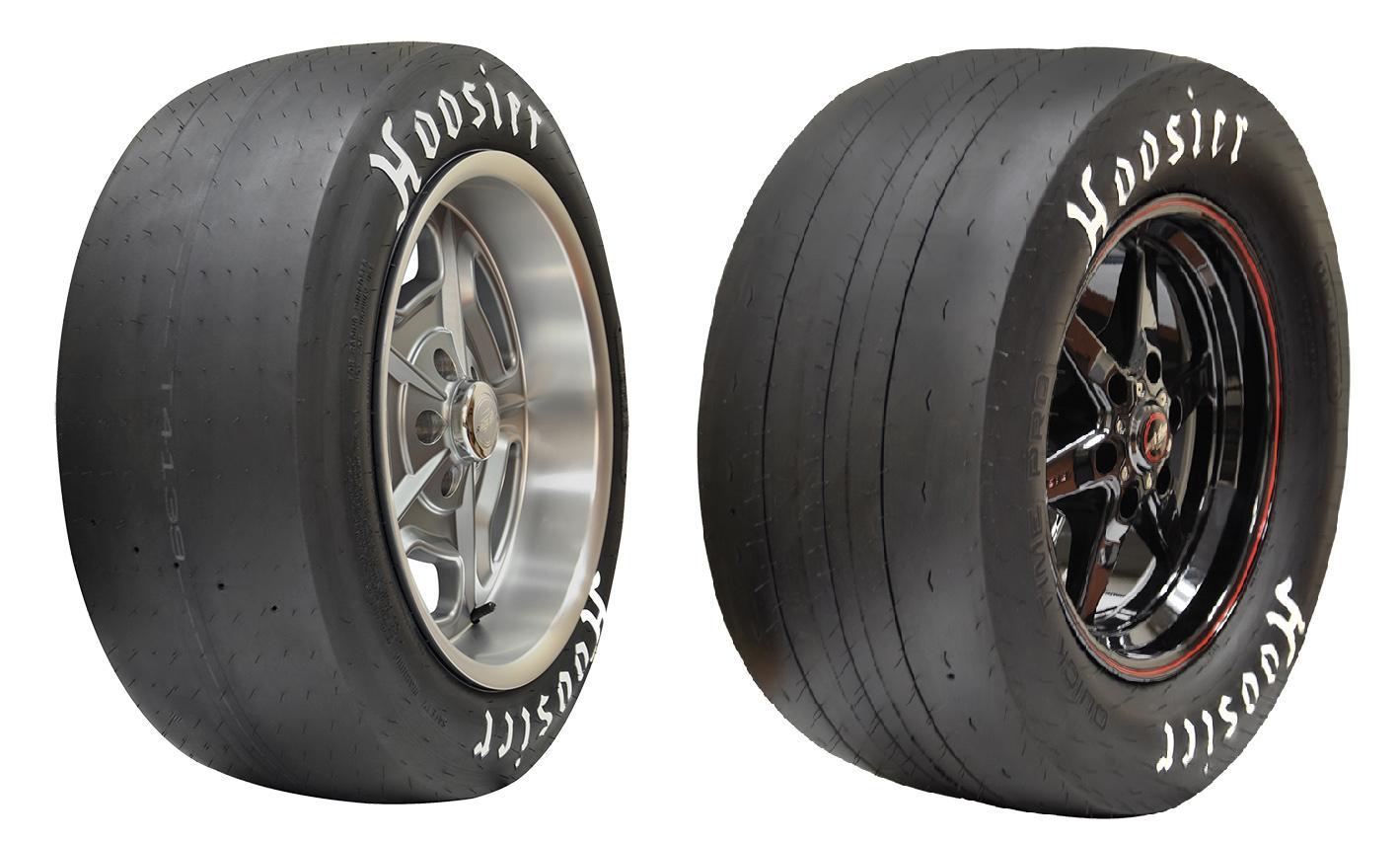 Hoosier Racing Tire расширяет ассортимент шин для дрэг-рейсинга