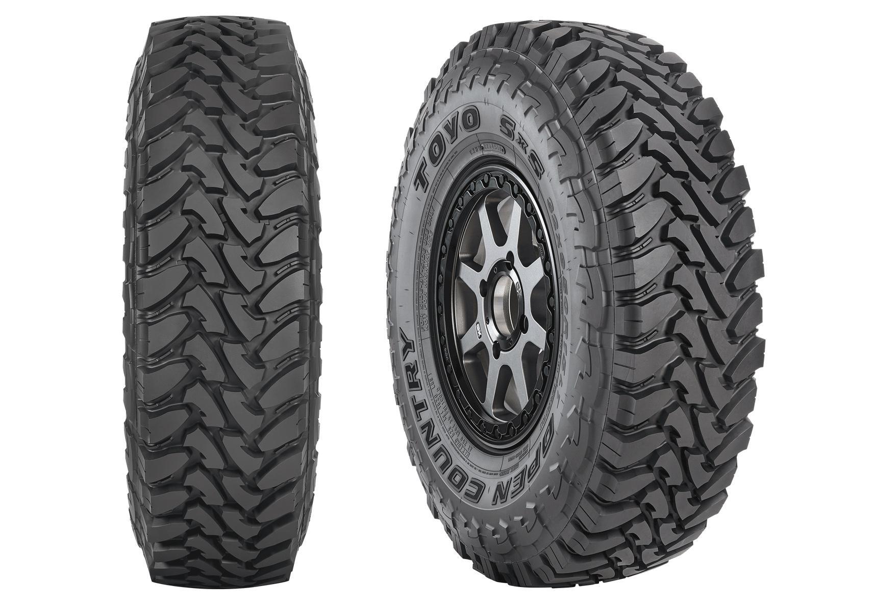 Toyo Tires дебютировала в сегменте шин для мотовездехов side-by-side