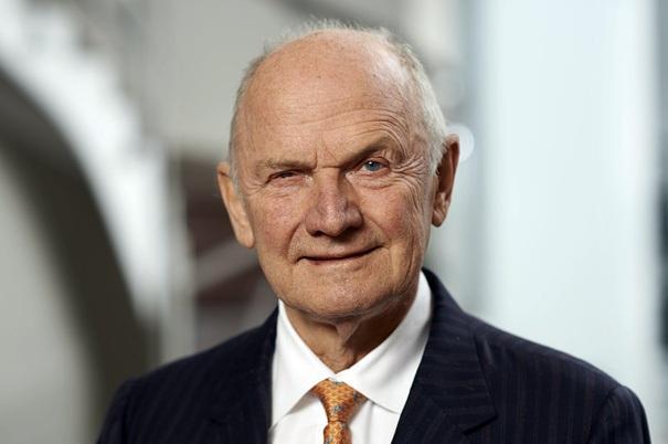 Умер бывший глава Volkswagen Фердинанд Пиех