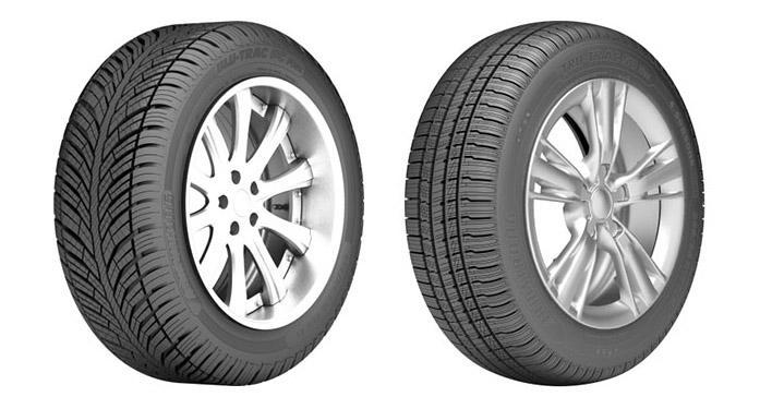 Armstrong Tyres расширяет ассортимент всесезонных шин для пассажирских автомобилей