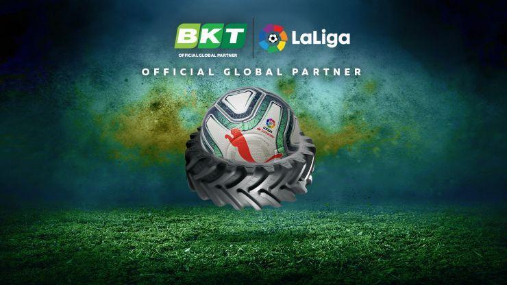 BKT Tires - официальный партнер испанской Примеры