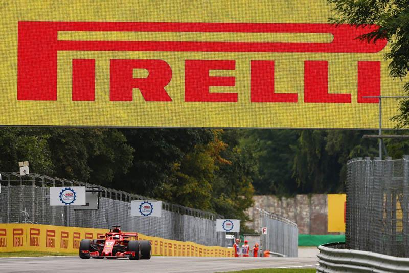 В Пирелли подтвердили командный выбор сликов на Гран-при Италии