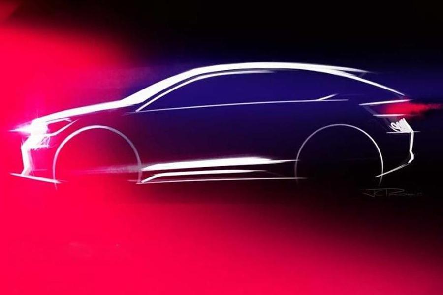 Volkswagen анонсировал купе-кроссовер T-Sport